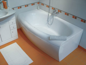 Установка акриловой ванны на каркасе своими руками - Мастера бытовых услуг